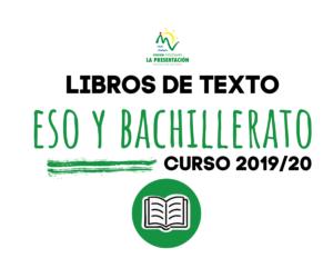 Libros de texto ESO y Bachillerato